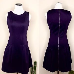 Lovely Purple Dress by Jessica Simpson